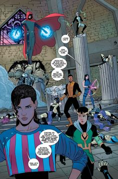 Preview: Young Avengers #11