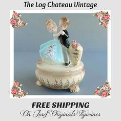 Free Shipping on all Josef Originals figurines.🌹
