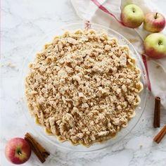 Ekspresowy jabłecznik Sonii Bohosiewicz - tego nie da się upiec szybciej! Krispie Treats, Rice Krispies, Oatmeal, Cooking, Breakfast, Desserts, Food, The Oatmeal, Kitchen