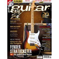 Thin Lizzy Doyle Bramhall Fender 57 Custom 11/16 PPV Medien GmbH, 6,90 €