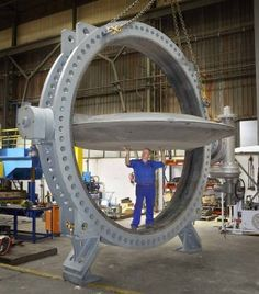 Biggest Valves Contract in 135 Years - € 17 million