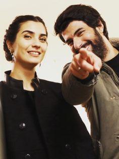 Elif ❤️ Ömer #karaparaaşk #enginakyürek #tubabüyüküstün #sinyorina #komiser #blackmoneylove  #karaparaask