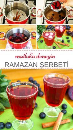 Ramazan Şerbeti (videolu) #ramadan #ramazan #recipe #nefisyemektarifleri #şerbet #drink