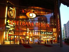 Casino Berlin Potzdammerplatz, Germany