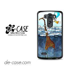 Giraffe Art For LG G3 Case Phone Case Gift Present YO