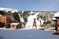 Schweitzer Mountain Ski Resort...north Idaho