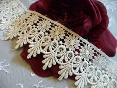 Hey, I found this really awesome Etsy listing at https://www.etsy.com/listing/234597402/ivory-cream-venise-lace-trim-275-wide