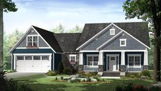 HPG-1637-1-Westwood Park is a 2736 sq. ft./ 3 bedroom/ 2 bath house plan that you can purchase for $750.00 and view online at http://www.houseplangallery.com/HPG-1637-1.