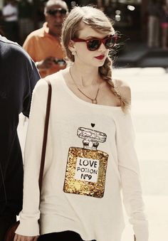 can i have this? it has my lucky number on it and i want the same sweater as her..