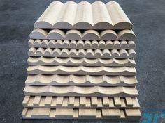 Textured MDF Archives - Scandinavian Profiles - Machining & Fabricating Building Materials