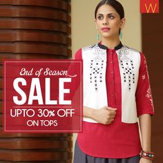 The most awaited SALE is here! #eoss #sale #ethnic #Wear #Indian #fashion #style #jewellery #designer #design #contemporary #kurta #kurti #india #chunni #dhupatta #drape #arm #neck #necklace #earrings #churidar #jeans #plazzos #fashionbottoms