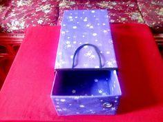 DIY# 12 TURNING ORDINARY BOX TO SLIDING BOX EASY STEPS