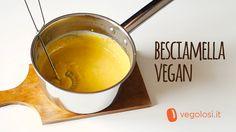 Come realizzare la besciamelle vegana? Non è affatto difficile! Anzi, potrete farne di vari tipi, anche aromatizzandola! Vediamo insieme come preparare la be...