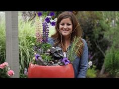 How to Make a Planter Fountain - YouTube