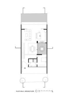 abraham cota paredes, Estudio Hidalgo, Cesar Béjar · Casa V. Guadalajara, Mexico · Divisare