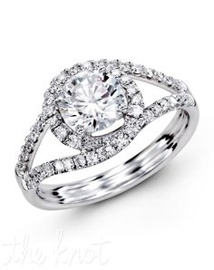 Simon G. Jewelry Engagement Ring