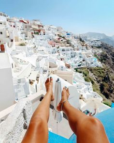 Greece Santorini Where to Go in Greece Where to Eat in Greece Things to Do in Greece Greece Travel Guide Wanderlust Oh The Places You'll Go, Places To Travel, Places To Visit, Vacation Destinations, Dream Vacations, Vacation Spots, Vacation Travel, Solo Travel, Romantic Vacations
