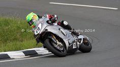 Cameron Donald. Isle of man TT 2014