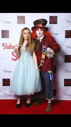 Sabrina Carpenter's Sweet 16 Birthday Theme: Sabrina's Wonderland Not: Alice in Wonderland