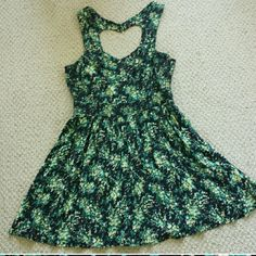Selling this Unique dress with sweetheart back cutout in my Poshmark closet! My username is: forgetmeknaught. #shopmycloset #poshmark #fashion #shopping #style #forsale #Lauren Conrad  #Dresses & Skirts