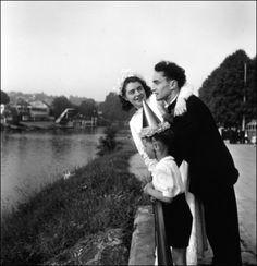 Robert Doisneau, Les bords de Marne, Joinville (1946)