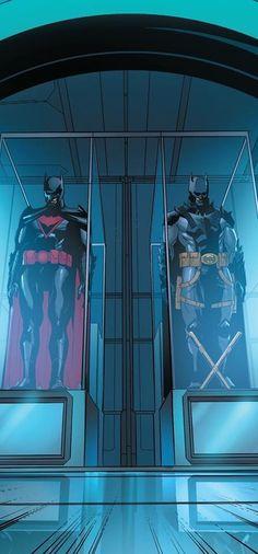 Earth 2 Batman