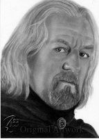 Lord of the Rings King Theoden by Cookai