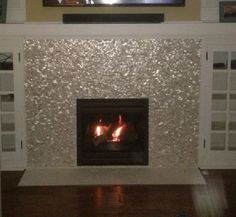 43 best fireplace facing images fire places living room home decor rh pinterest com
