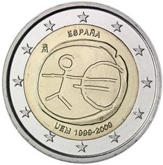 Netherlands 10 Years EMU Umc Cupro/nickel 2 Euro coin Mintage 5 million Any questions please ask Delivery is about weeks if you require the coin sooner please message us