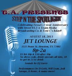 Come it and celebrate wit us!!!