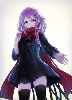 Guilty Crown - Inori Art