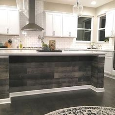 Dark, light, oak, maple, cherry cabinetry and high quality solid wood kitchen cabinets. CHECK THE PICTURE for Lots of Wood Kitchen Cabinets. Solid Wood Kitchen Cabinets, House, Home, Kitchen Remodel, Home Remodeling, Custom Kitchen Island, New Homes, Home Kitchens, Stick On Wood Wall