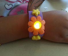 LED Foam Bracelet style