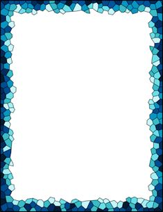Mosaic Border Patterns | Free Pattern Borders: Clip Art, Page Borders, And  Vector  Microsoft Word Page Border Templates