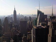 Image: 'New-York City Manhattan', found on flickrcc.net Environmental Law, New York City Manhattan, Property Rights, New York Skyline, Image, Travel, Viajes, Destinations, Traveling