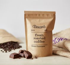 Barcomi's Kaffee :: Swiss Chocolate