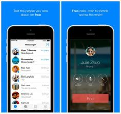 #Facebook Messenger Added With The Latest Feature Of Free Voice Calls.