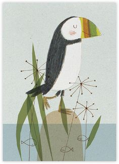 Puffin (Kate Hindley) - Paperless Post