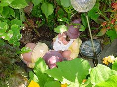 from Michael gay lawn ornaments