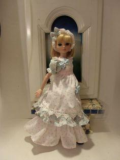 Ellowyne Sewing Pattern Fits MSD Kaye Wiggs Urchin Outfit Fashion Dress  Pattern 2 | eBay by tweetweed
