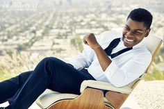 Next Gen 2015: John Boyega on 'Star Wars' Expectations, Why He Has Six Lightsabers - Hollywood Reporter