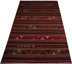hand woven rug hippie rug area rug 6x10 decorative by POCCARugs