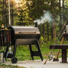 Summer is here and wood-fired flavor is callin' your name.  Celebrate your independence from gas & charcoal this 4th of July by heading over to your local dealer for a brand new grill. If you're ordering online, today is the LAST day to make sure that gri