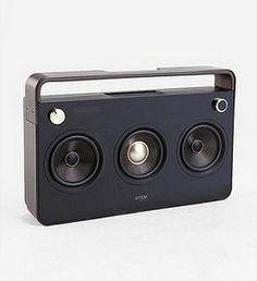 TDK 3-Speaker Boombox for the boom badoom boom boom badoom boom super bass