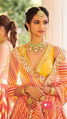 Yellow Mehndi Lehenga by Abhinav Mishra #weddingwear #indianweddingdress #indiandress #indianstyle #indianstylelookbook #indiandesigner #indiandesignerwear #indiancouture #bridalcoutureweek #indianbridalwear #indianweddings #mehndidesign #lehenga #lehengalove #weddinglehenga #lehengacholi #bridalwear #bridalcollection #bridaldresses #sabyasachi #abhinavmishra