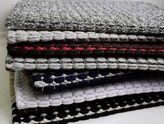 """Introducing Aronson's Floor Covering """"Outdoor Collection."""" Comprised of polyester cords and hand-woven to your specifications, Aronson's exclusive outdoor carpets are as durable for use your boat as they are under your dining room table."""