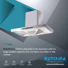 Kutchina Titan is the best in the business with its huge suction capability that can beat any other in the market. For Product Demo Call Tollfree : 18004197333