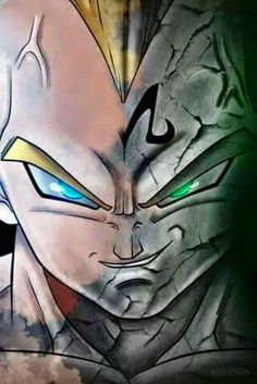 Majin Vegeta , Dragon Ball #dbz
