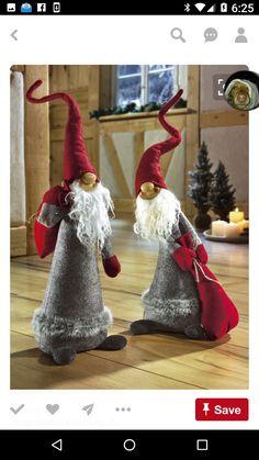 Click through for more tattoo inspiration at Christmas Sewing, Christmas Gnome, Christmas Art, Christmas Projects, Christmas Stockings, Christmas Holidays, Christmas Ornaments, Scandinavian Christmas, Xmas Decorations