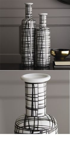 Black and White Vase | Black and White Vases | Black and White Flower Vases | Black and White Black and White Vase | Black and White Porcelain Vase | Black and White Flower Vase | Black and White Ceramic Vase | Decorative Black and White Vase | Black and White Black and White Vases | Vase Decor | Ceramic Vase | Vases | Ceramic Vases | Modern Vase | Vase Idea | Flower Vase | Beautiful Black & White Vase Designs Trending in HOLLYWOOD at: http://www.instyle-decor.com/black-white-vases.html